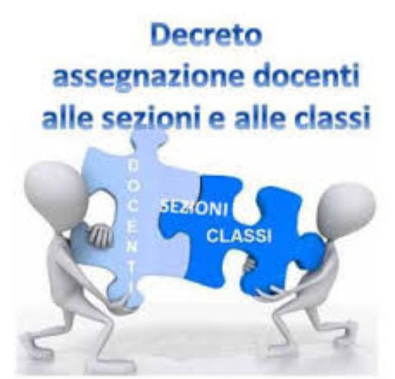 ASSEGNAZIONE CLASSI